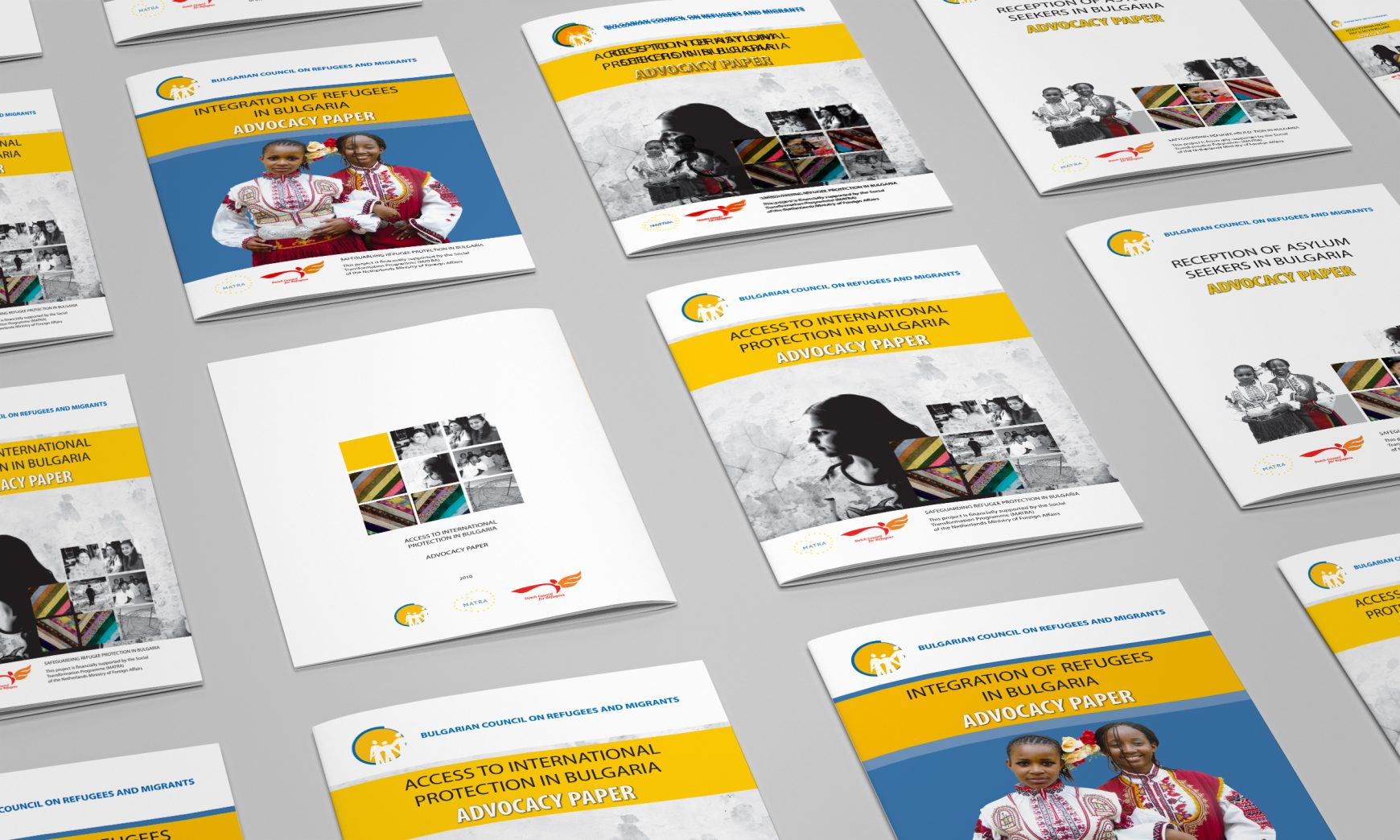 Brochures for BCRM