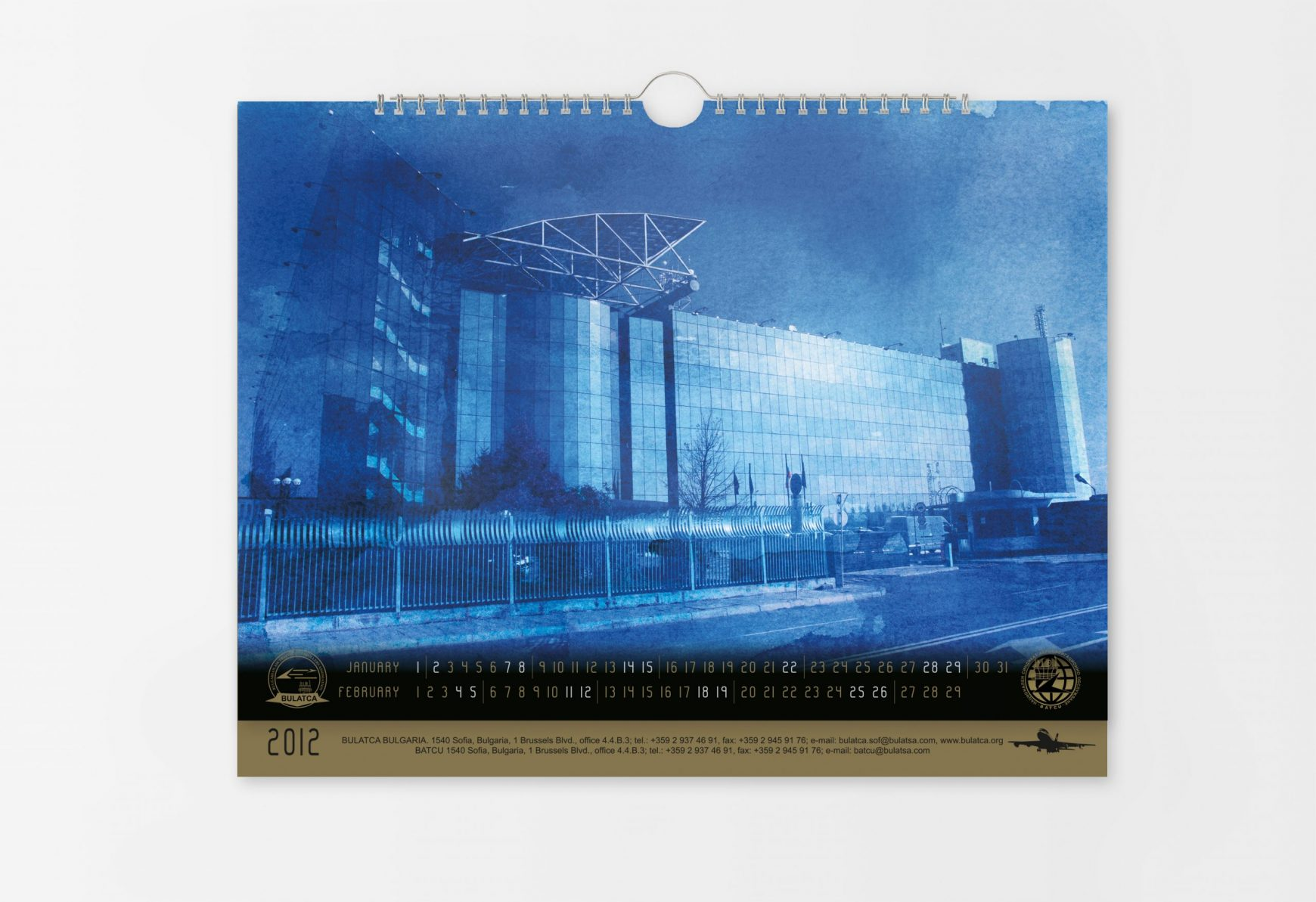 Calendar Design & Print