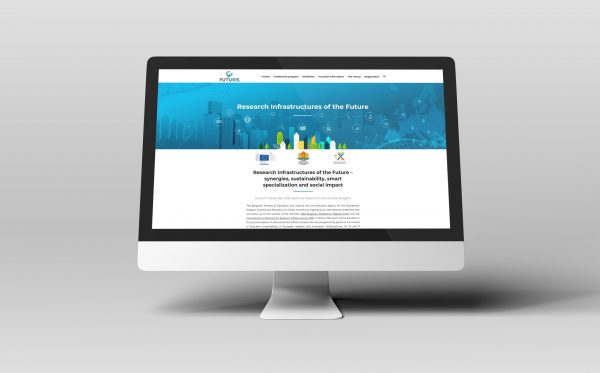 Web Site Design for the Conference FUTURIS 2019