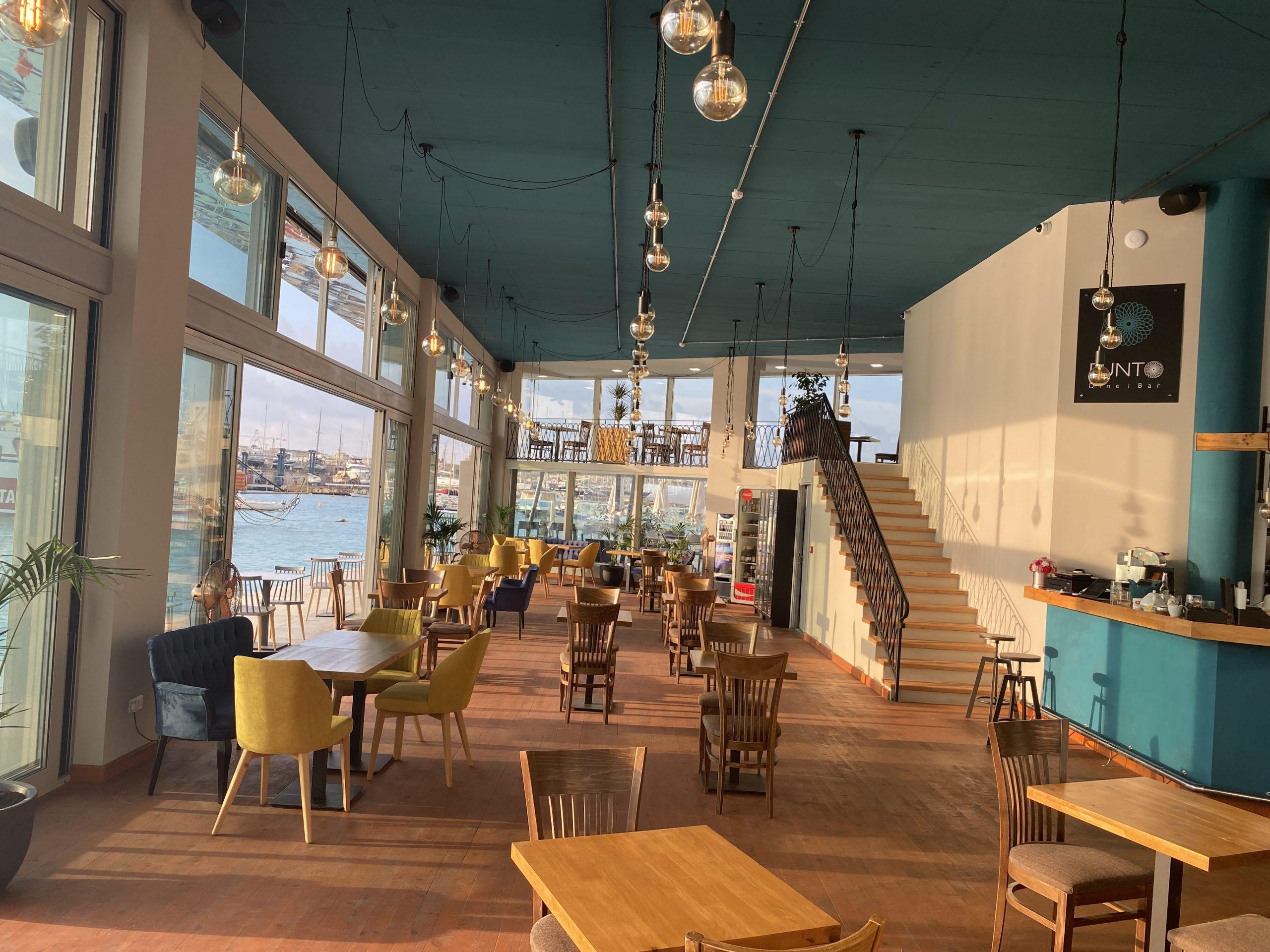 Punto Bar & Dine in Sliema, Malta