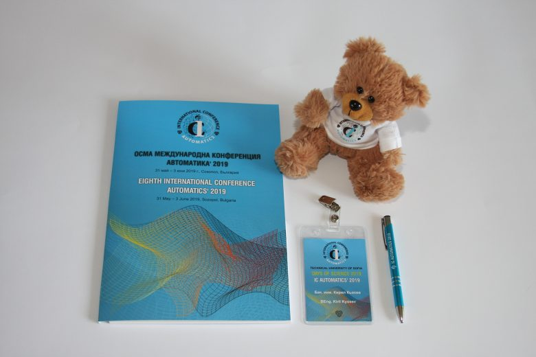 Branding for Technical University of Sofia 2019