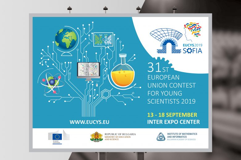 Billboard for EUCYS 2019 Sofia